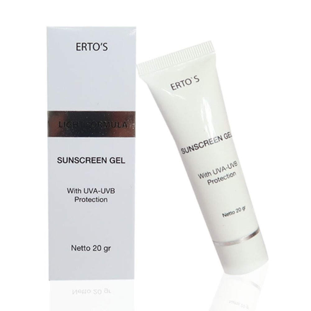 Ertos Sunscreen Gel