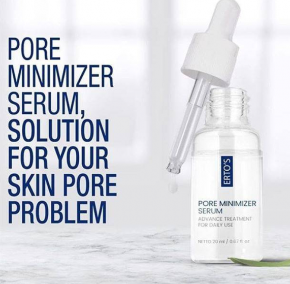 Ertos Pore Minimizer Serum
