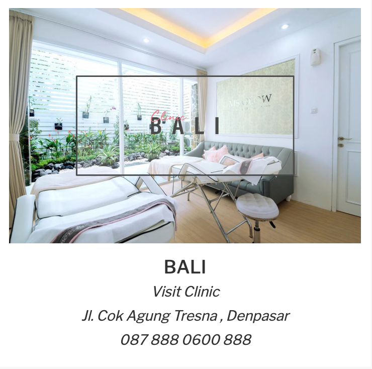Aesthetic Clinic MS Glow Bali